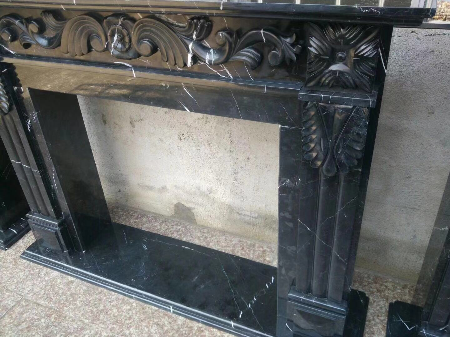Antique Marble Fireplace Mantel Luxury Marble Fireplace