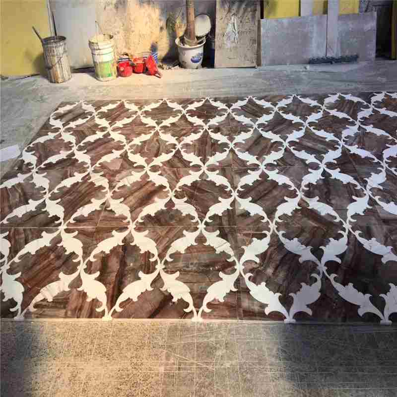 tile medallions for backsplash,abrasive water jet,waterjet tile,water jets for sale,cheap tiles,kitchen backsplash tile,wall tile medallions,discount tile,slate floor tiles,decorative tile