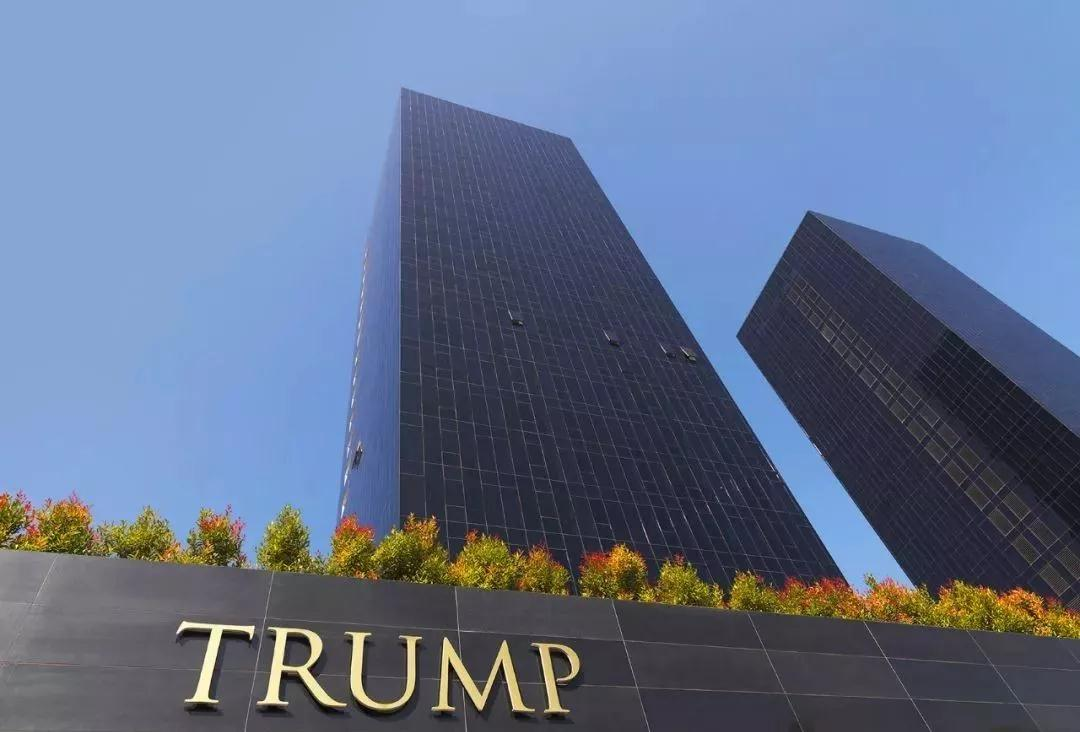 Italian silver travertine to decorate Trump Tower in India