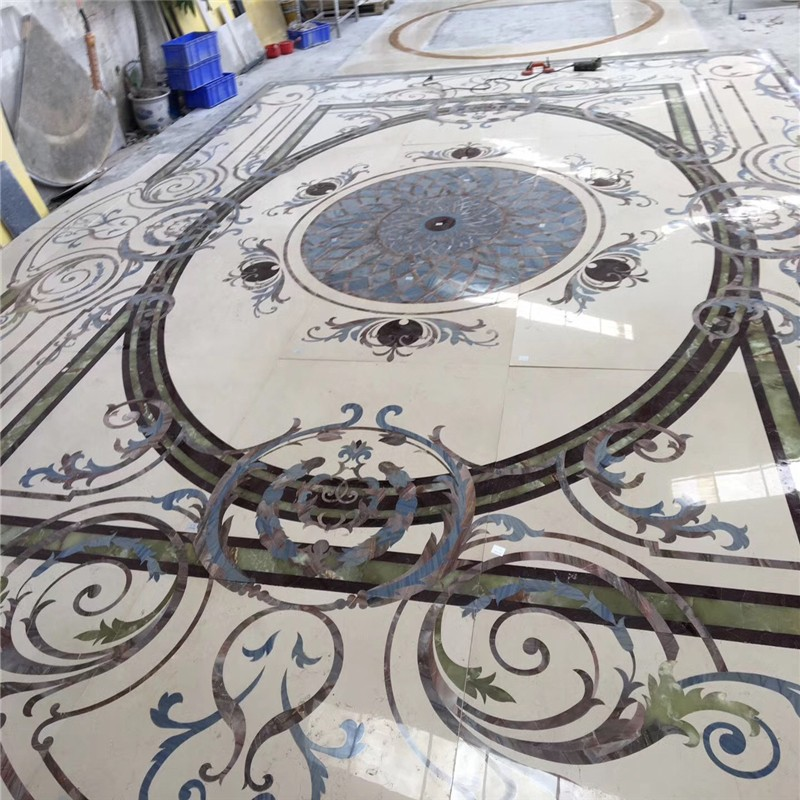 marble medallion flooring,marble medallion waterjet inlay,marble medallion,marble medallion floor tile,marble medallion tile,marble medallion floor tile,medallion marble