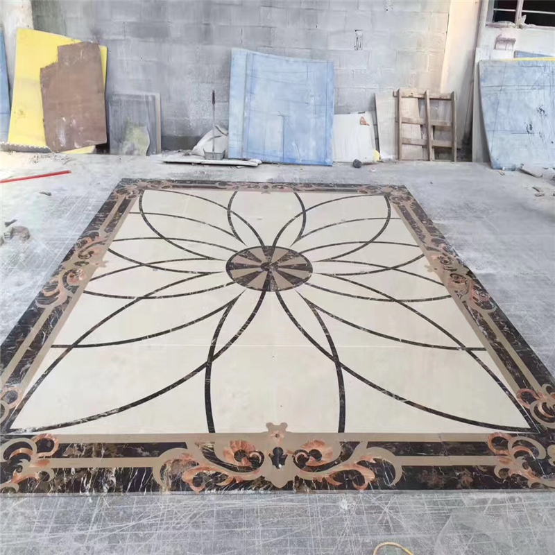 mosaic tile floor medallions price,mosaic tile floor medallions,waterjet medallion,waterjet marble medallion,marble medallion floor,medallion paver stone price