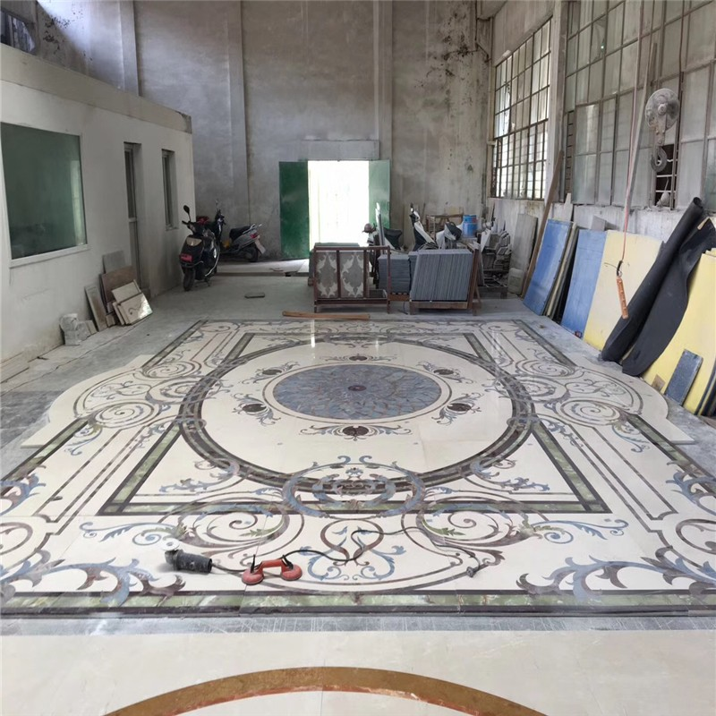 marble water jet,new design waterjet floor medallion tiles,marble floor pattern price,marble waterjet floor,round mosaic medallion,marble waterjet floor tiles