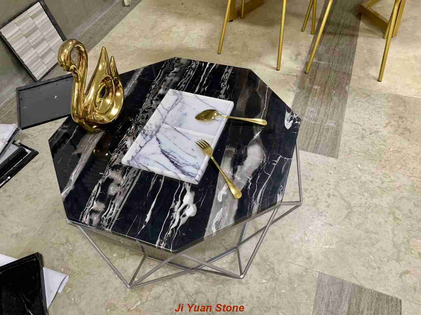 Rectangle marble table,marble top cafe table,rectangular marble dining table,carrera marble dining table,extendable marble dining table,marble counter table