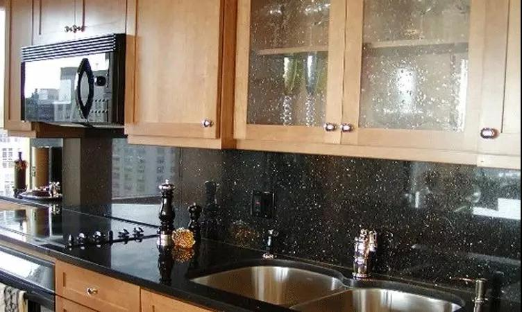 Black galaxy granite is one of the most demanding granites in the world