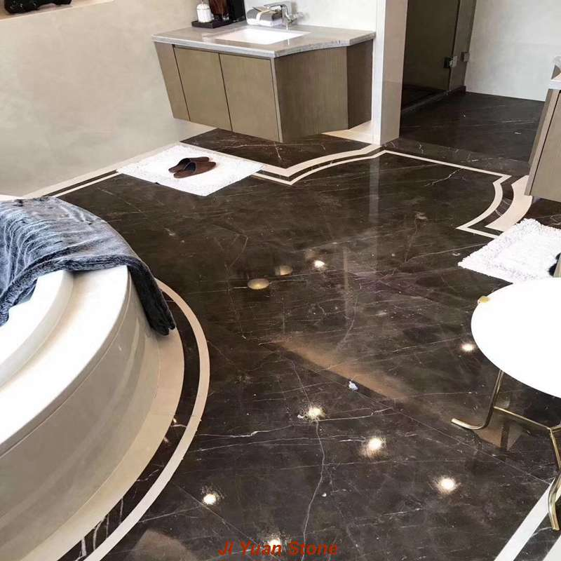 Brown marble tile flooring,fantasy brown marble price,brown marble threshold,dark brown marble tile,light brown marble tile,elegant brown marble