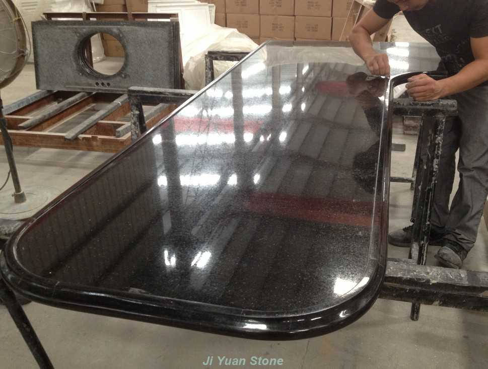 Black Galaxy Graniteblack Countertopsdiscount Granite Countertops