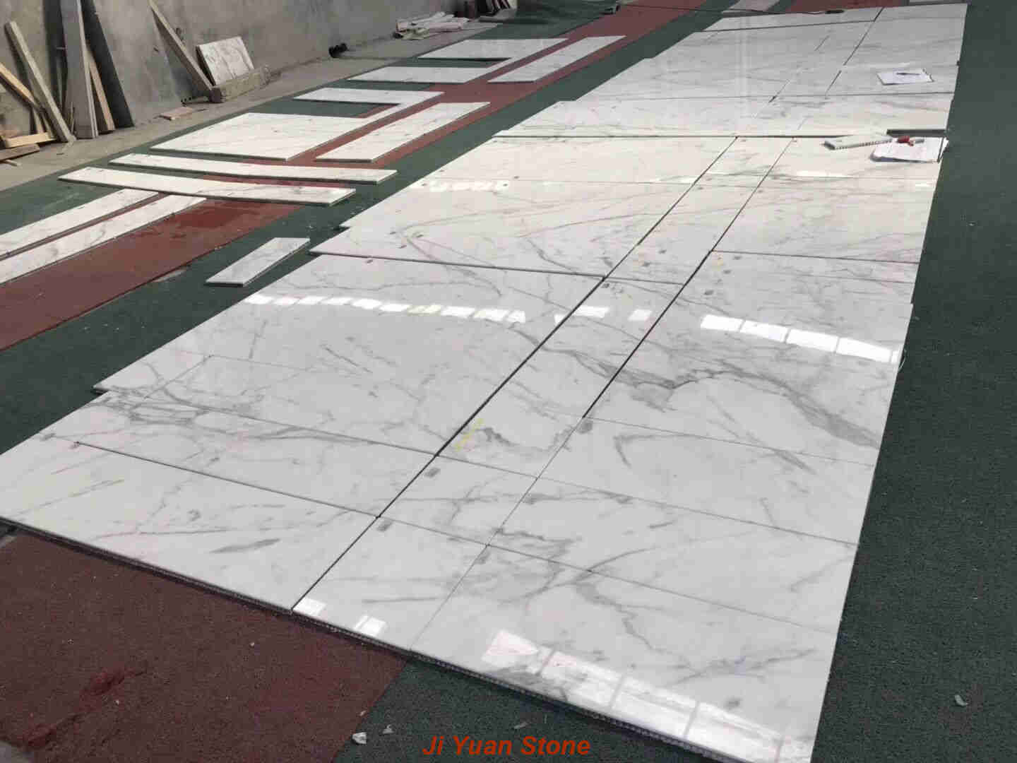 Why should marble stone colors be waterproof?