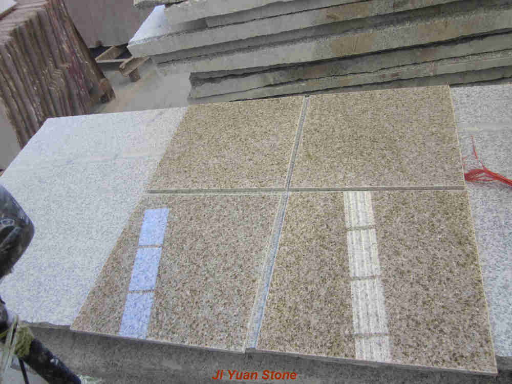Identify processed secondary natural sunset gold granite methods