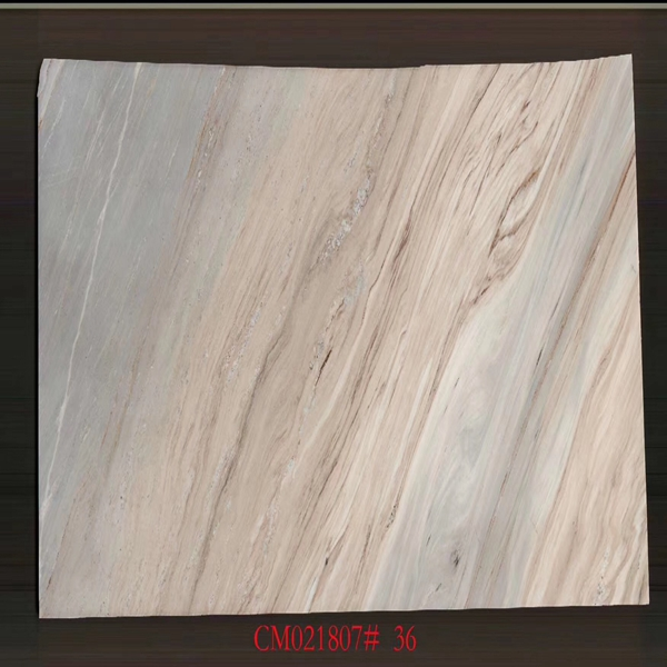 Italy Palissandro White Stripes Marble Bookmatched Book matched stone slabs tiles nuvolato classico price for flooring floors wall