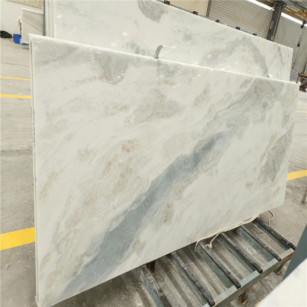 Fantasy white marble granite granito prefab countertop vanity top counter benchtop worktop table island floor tiles for kitchen and bathroom price