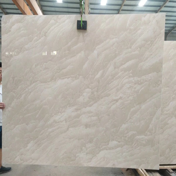 Oman cream beige white marble stone tiles antique slabs stairs steps prices 15mm thickness for kitchen bathroom and hotel