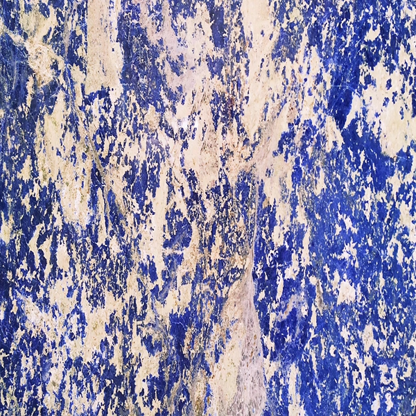 Bolivia blue marble granite sodalite stone slab tiles for the flooring and countertop of luxurious hotel and residence