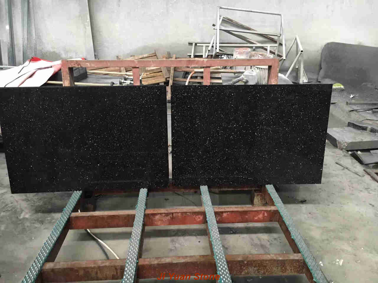 Technological level of star galaxy granite tiles mine resource development