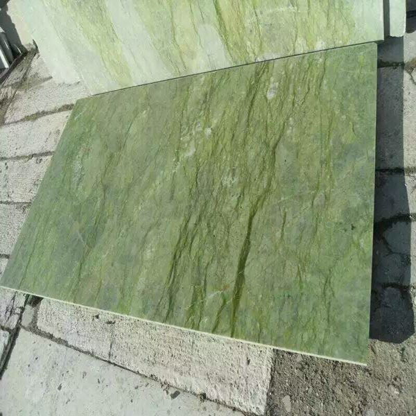 Dandong Green Marble Light Green Marble Stone Flooring Tiles and slab Countertops Danton Price