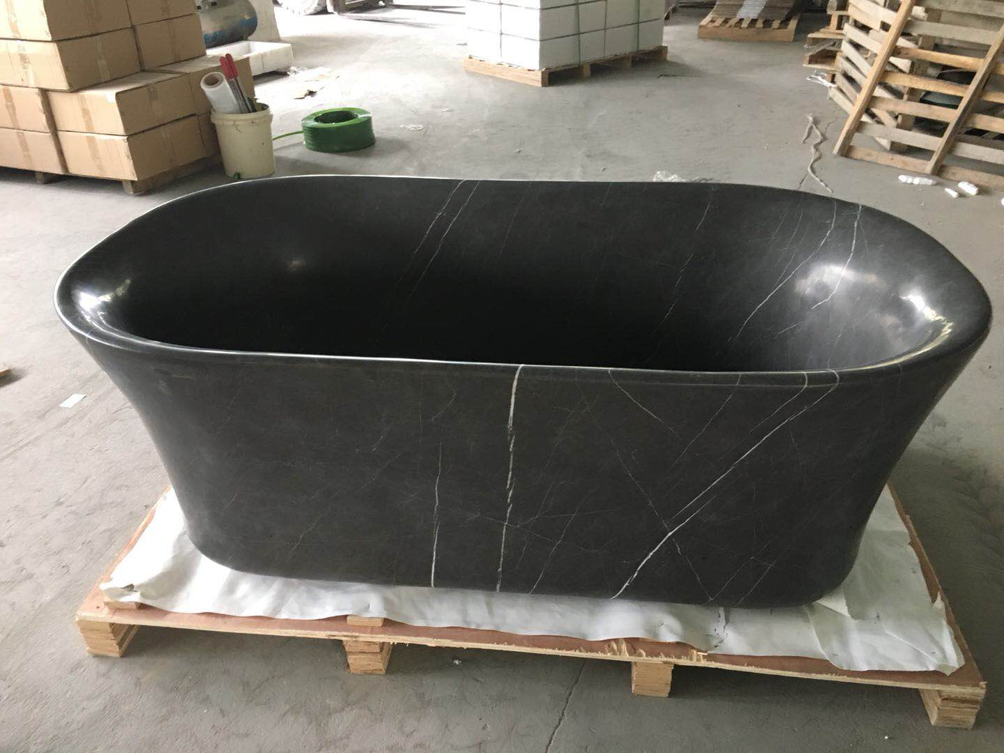 Is the marble bathtub popluar in your country?